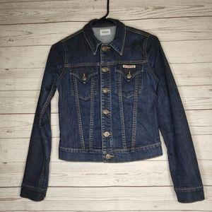Hudson Jeans Signature Jean Denim Jacket Size XS